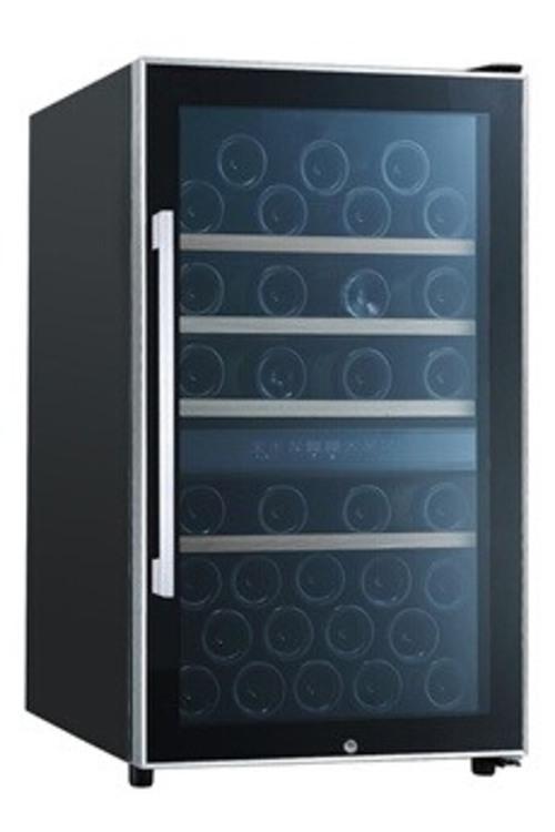 Cave à vin de service - La Sommeliere ECS50.2Z (Noir)