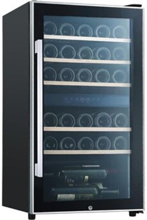 Cave à vin de service - La Sommeliere ECS30.2Z (Noir)