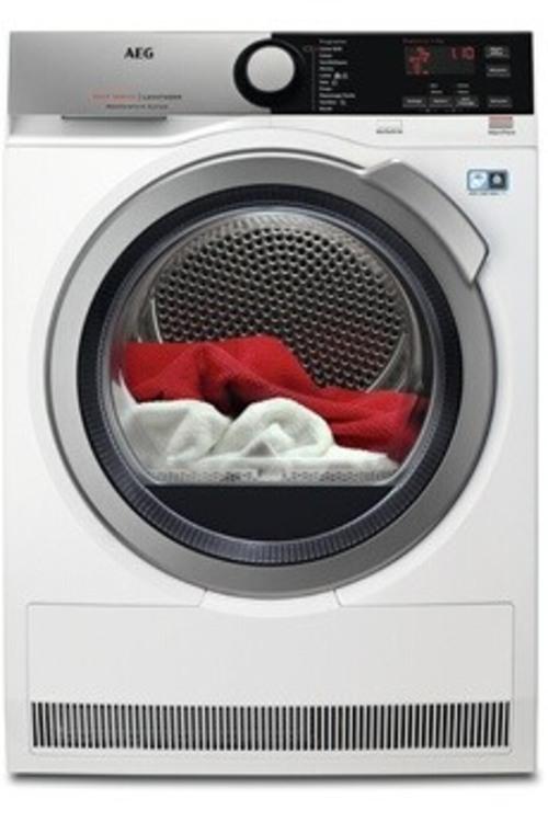 Sèche-linge à condensation - AEG T8DED954E (Blanc)