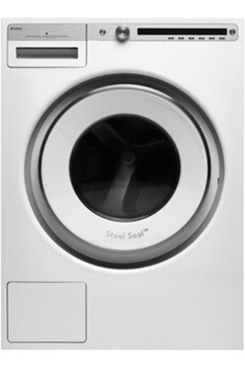 Lave-linge hublot - Asko W4114CW (Blanc)