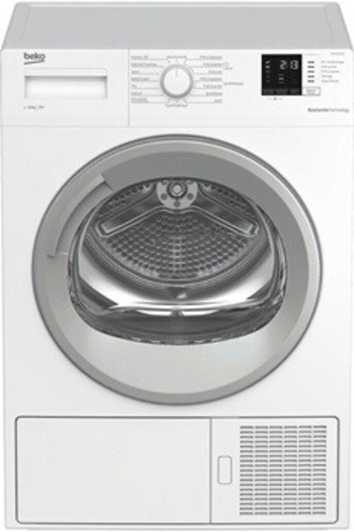 Sèche-linge pompe à chaleur - Beko SLP10WS2 (Blanc)