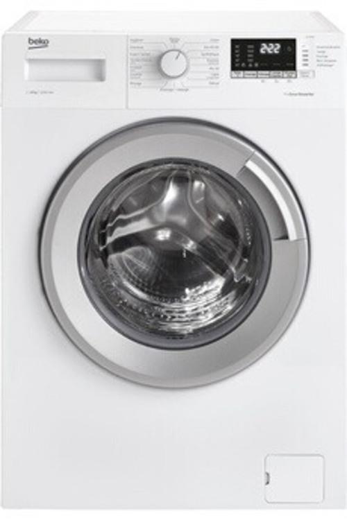 Lave-linge hublot - Beko LLF10W6 (Blanc)