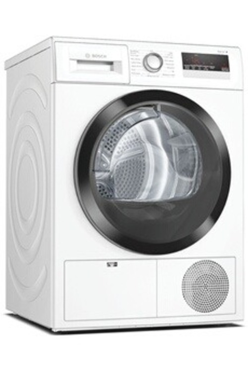 Sèche-linge à condensation - Bosch WTN85V08FF (Blanc)
