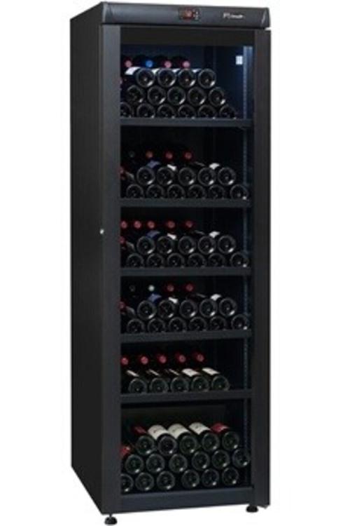 Cave à vin de vieillissement - Climadiff CVV265B (Noir)