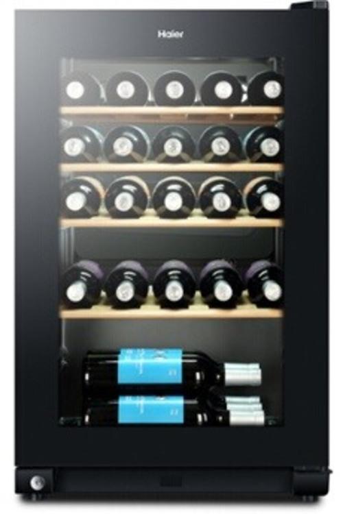 Cave à vin de service - Haier WS-30GA (Noir)