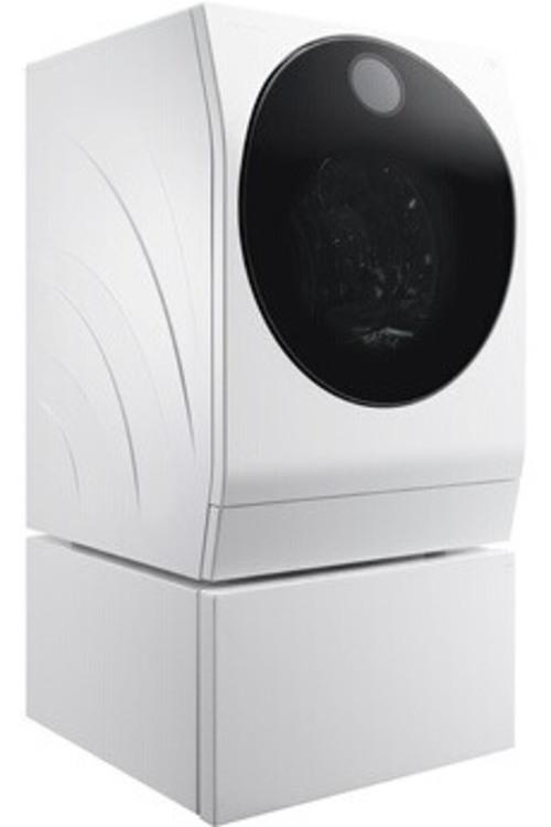 Lave-linge séchant - LG LSWD100W (Blanc)