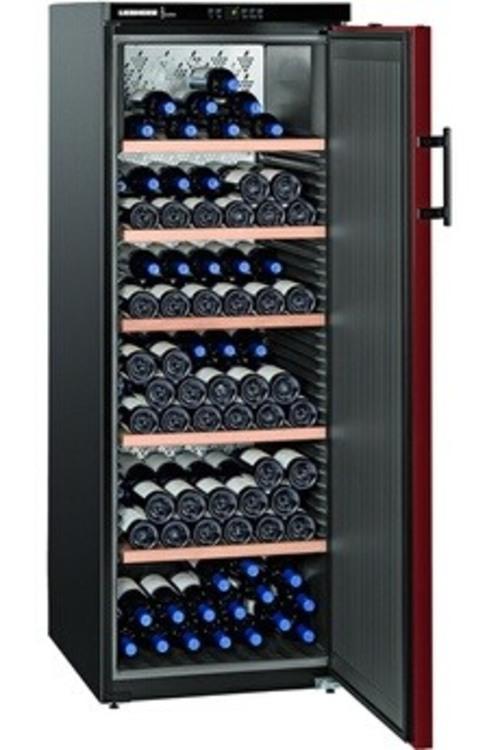 Cave à vin de vieillissement - Liebherr WKr 4211 (Rouge)