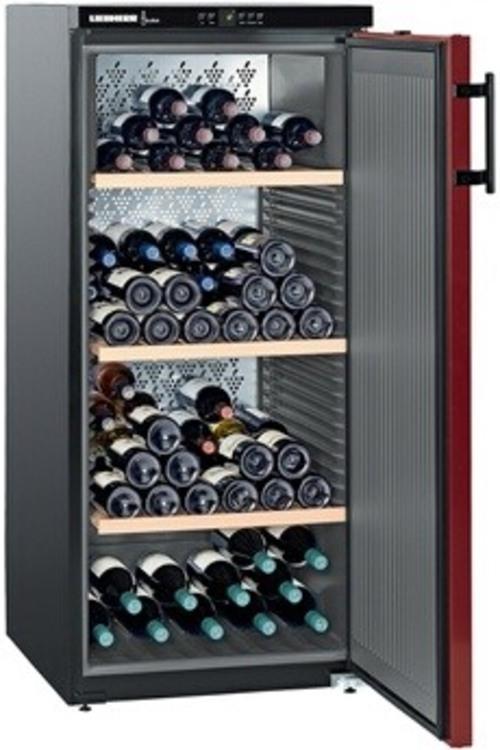 Cave à vin de vieillissement - Liebherr WKr 3211 (Rouge)