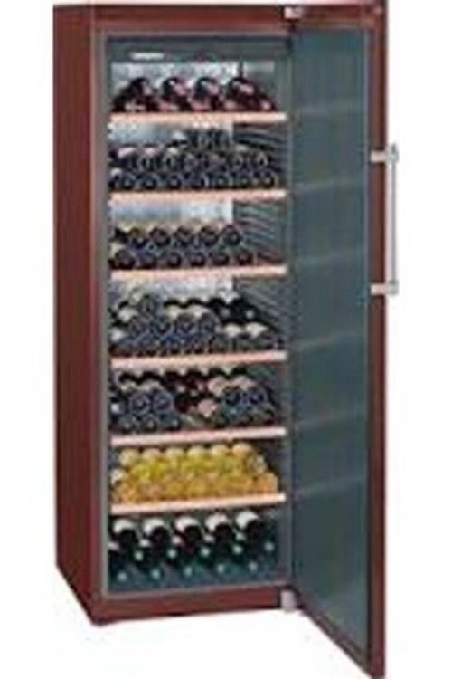 Cave à vin de vieillissement - Liebherr WKt 5551 (Marron)