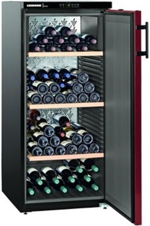 Cave à vin de vieillissement - Liebherr WK 161 (Rouge)