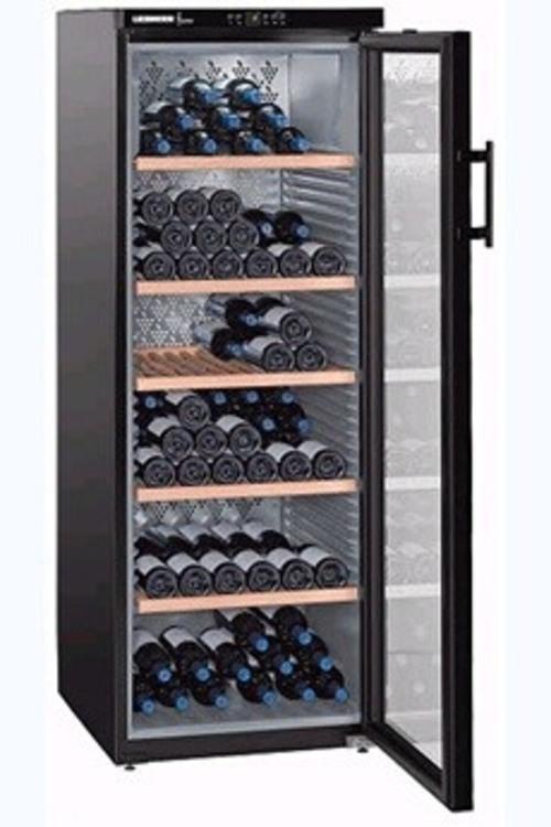 Cave à vin de vieillissement - Liebherr WKb 4212 (Noir)