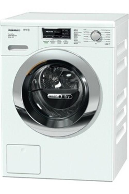 Lave-linge séchant - Miele WTF 105 WCS (Blanc)