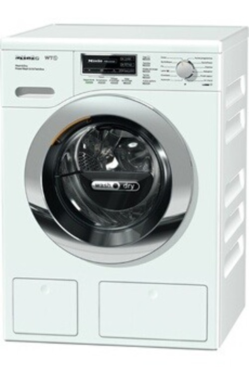 Lave-linge séchant - Miele WTH 120 WPM (Blanc)