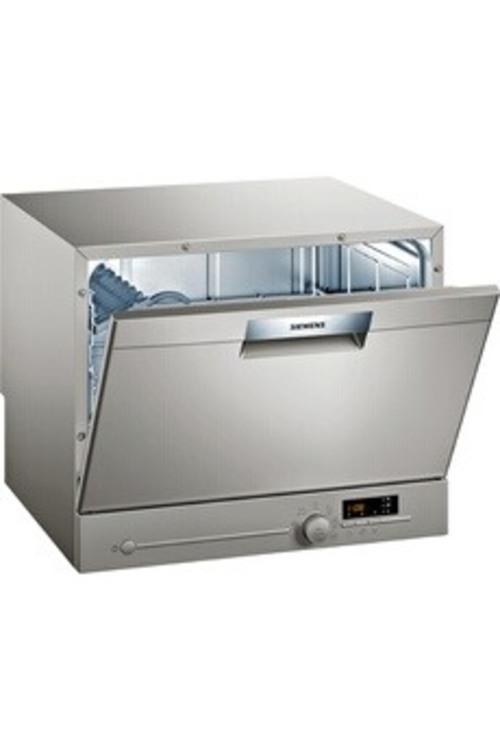 Lave-vaisselle encastrable - Siemens SK26E822EU (Argent)