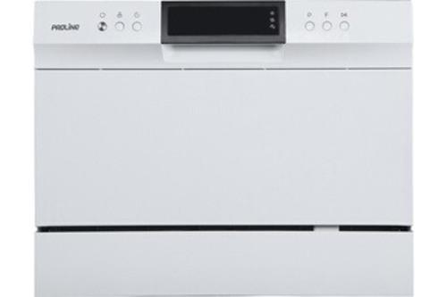 Lave-vaisselle pose libre - ProLine CDW49ELW (Blanc)