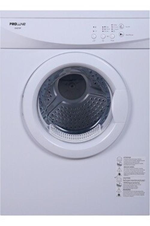 Sèche-linge à évacuation - ProLine DVE70P (Blanc)