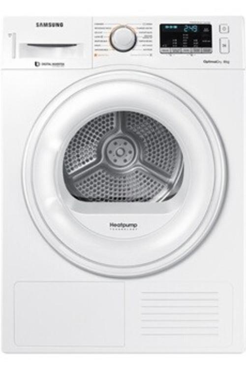 Sèche-linge pompe à chaleur - Samsung DV80M52101W (Blanc)