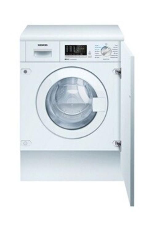 Lave-linge séchant - Siemens WK14D541FF (Blanc)
