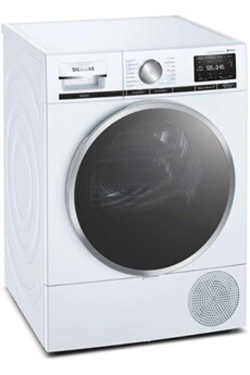 Sèche-linge à condensation - Siemens WT47XEH9FF (Blanc)