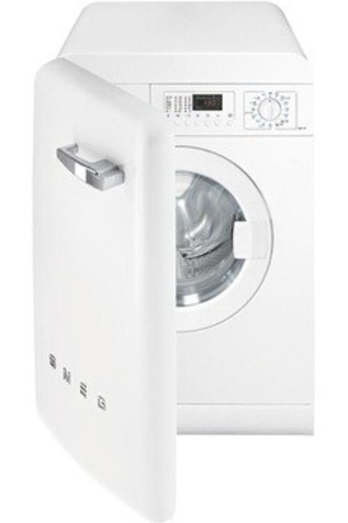Lave-linge hublot - SMEG LBB14WH2 (Blanc)