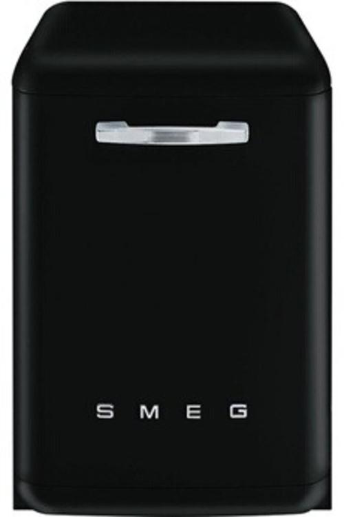 Lave-vaisselle pose libre - SMEG LVFABBL (Noir)
