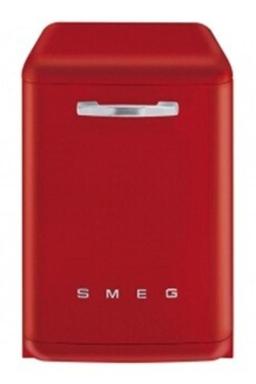 Lave-vaisselle pose libre - SMEG LVFABRD (Rouge)
