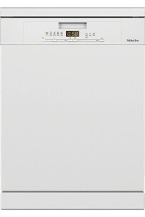 Lave-vaisselle pose libre - Lave vaisselle 60 cm Miele G 5002 SC blanc