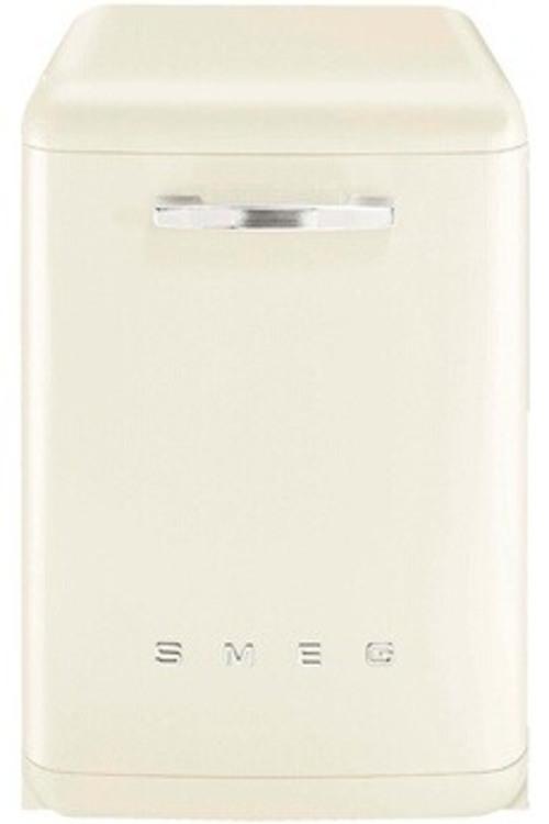 Lave-vaisselle pose libre - SMEG LVFABCR2 (Crème)