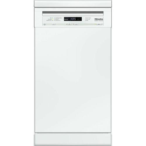 Lave-vaisselle pose libre - Miele G 4722 SC (Blanc)