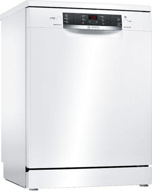 Lave-vaisselle pose libre - Bosch SMS46JW01F (Blanc)