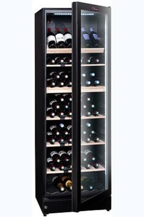 Cave à vin de service - La Sommeliere VIP195N (Noir)