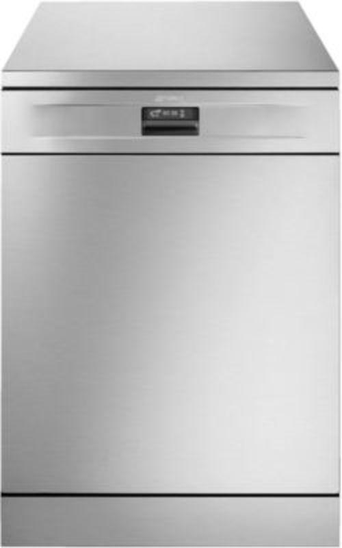 Lave-vaisselle pose libre - Lave vaisselle 60 cm Smeg LVS533PXIN