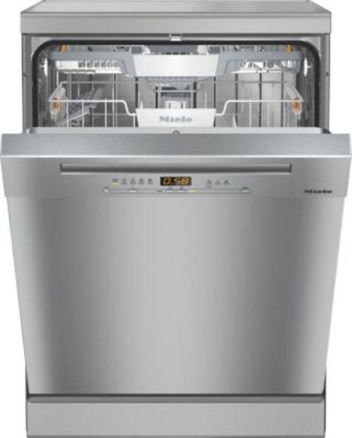Lave-vaisselle pose libre - Lave vaisselle 60 cm Miele G 5212 SC Front inox