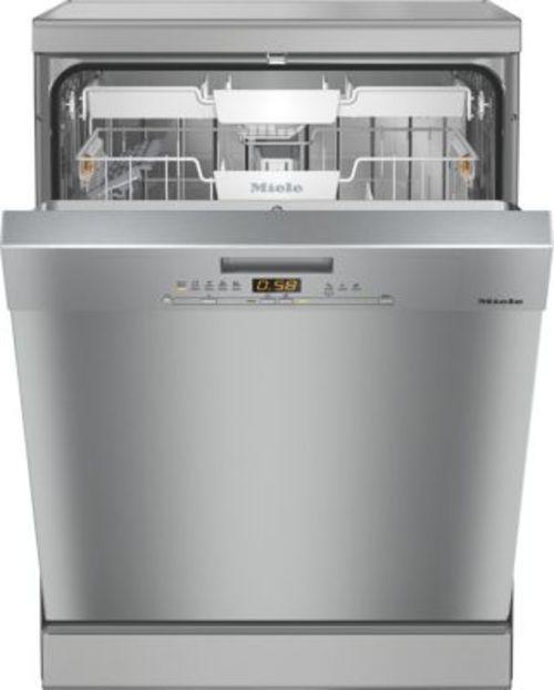 Lave-vaisselle pose libre - Lave vaisselle 60 cm Miele G 5002 SC Front inox