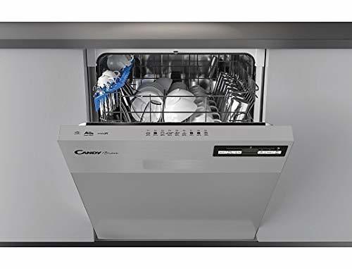 Lave-vaisselle encastrable - Candy CDSN 2D350PX (Inox)