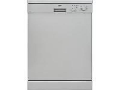 Lave-vaisselle pose libre - Listo LV47 L1 (Argent)