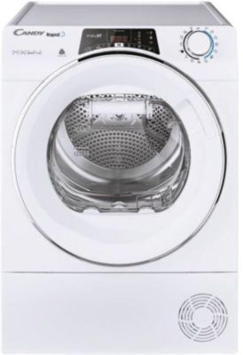 Sèche-linge à condensation - Sèche linge pompe à chaleur Candy RO4 H7A2TCEX-S SLIM