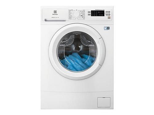Lave-linge hublot - Electrolux EW6S1043NDU (Blanc)