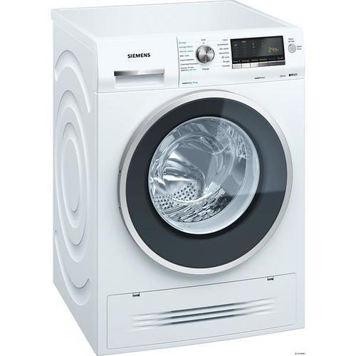 Lave-linge séchant - Siemens WD14H464FF (Blanc)