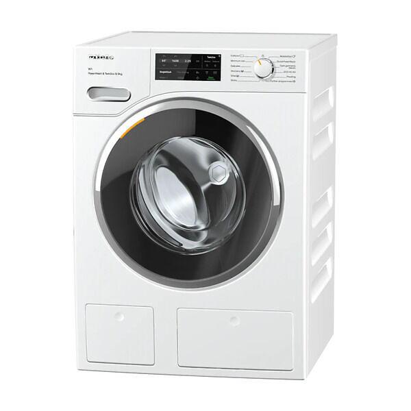 Lave-linge hublot - Miele WWI860 WCS (Blanc)