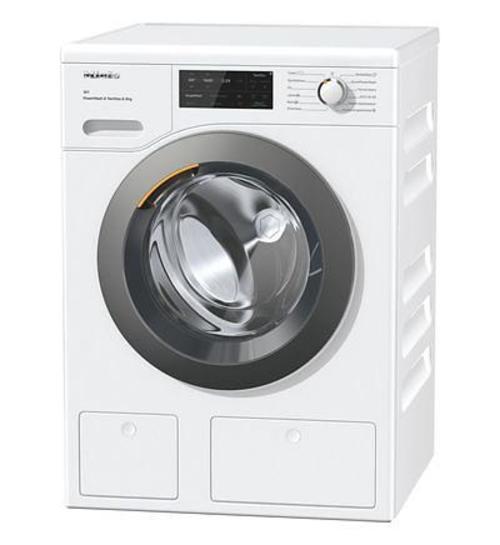 Lave-linge hublot - Miele WCI860 (Blanc)