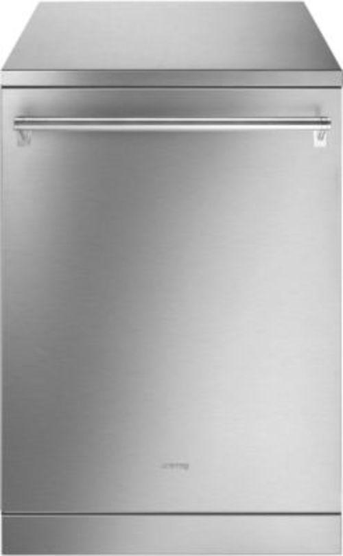 Lave-vaisselle pose libre - Lave vaisselle 60 cm Smeg LVS433STPXIN