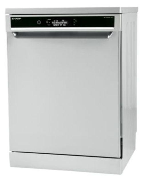 Lave-vaisselle pose libre - Lave vaisselle 60 cm Sharp QW-GT43F393I