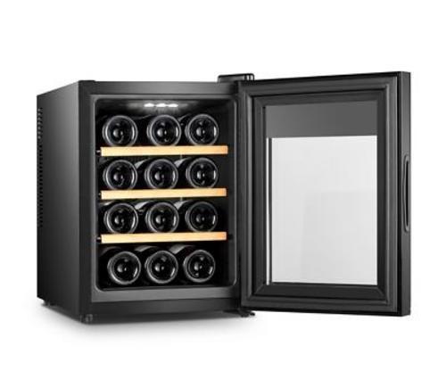 Cave à vin de service - Climadiff CLS12H (Noir)