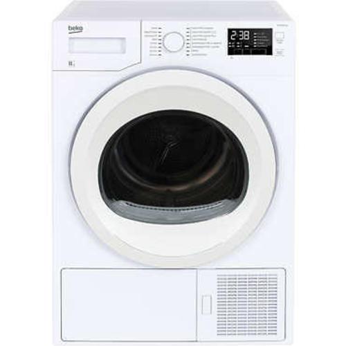 Sèche-linge à condensation - Beko DE9333GA0W (Blanc)