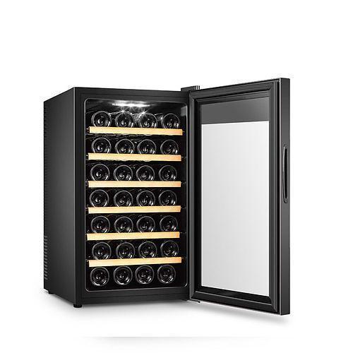 Cave à vin de service - Climadiff CLS28H (Noir)