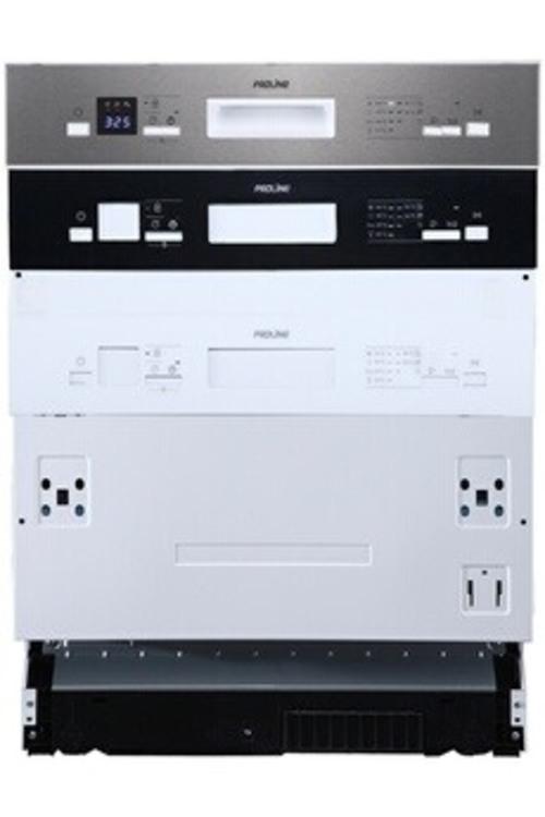 Lave-vaisselle encastrable - Proline PSI4720W-B-X 60CM