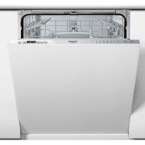 Lave-vaisselle encastrable - Hotpoint HI 5030 W Entièrement intégré 14 couverts A+++