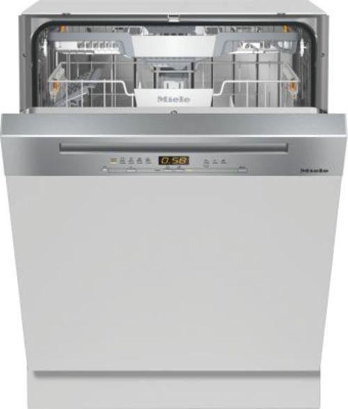 Lave-vaisselle encastrable - Miele G 5210 SCi Inox