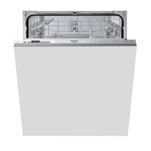 Lave-vaisselle encastrable - Hotpoint HIC 3C41 CW Entièrement intégré 14 couverts A+++-10%